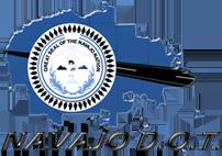 Navajo DOT Logo